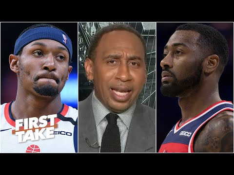 'We could do without the Wizards' - Stephen A. on the NBA restart | First Take