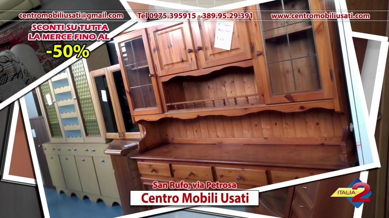 Spot Centro Mobili Usati - NUOVI ARRIVI - 2017 - YouTube