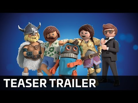 'Playmobil: The Movie' First Trailer: Anya Taylor-Joy, Adam Lambert, Meghan Trainor, Daniel Radcliffe Voice Kids Pic