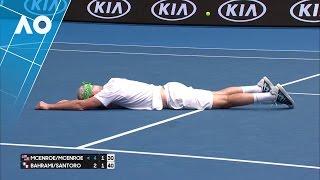 The best of the best: Legends doubles | Australian Open 2017