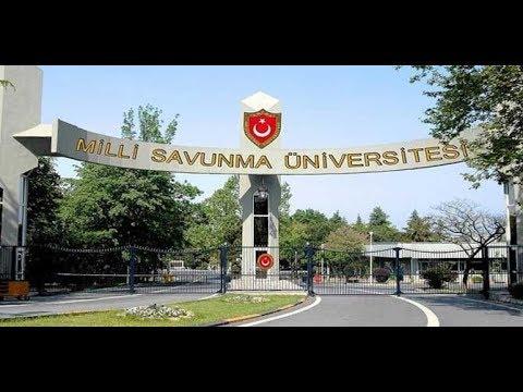 Milli Savunma Üniversitesi 2018