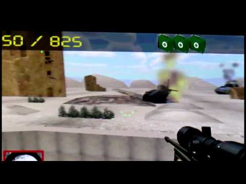 Counter Desert Strike Android Gameplay