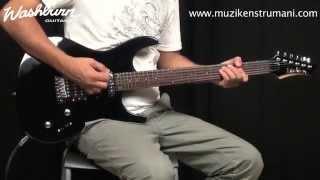 Washburn RX10 Elektro Gitar