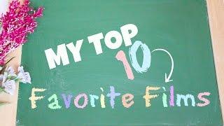 Мой ТОП 10 любимых фильмов и сериалов | My TOP 10 favorite films ♥