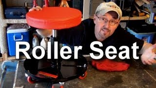 Harbor Freight Pneumatic Roller Seat
