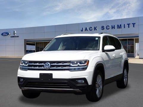 2019 Volkswagen Atlas SE Technology & 4Motion Walk Around