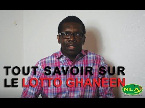 Tout savoir sur le lotto ghanéen