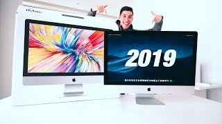 2019 iMac UNBOXING and REVIEW!
