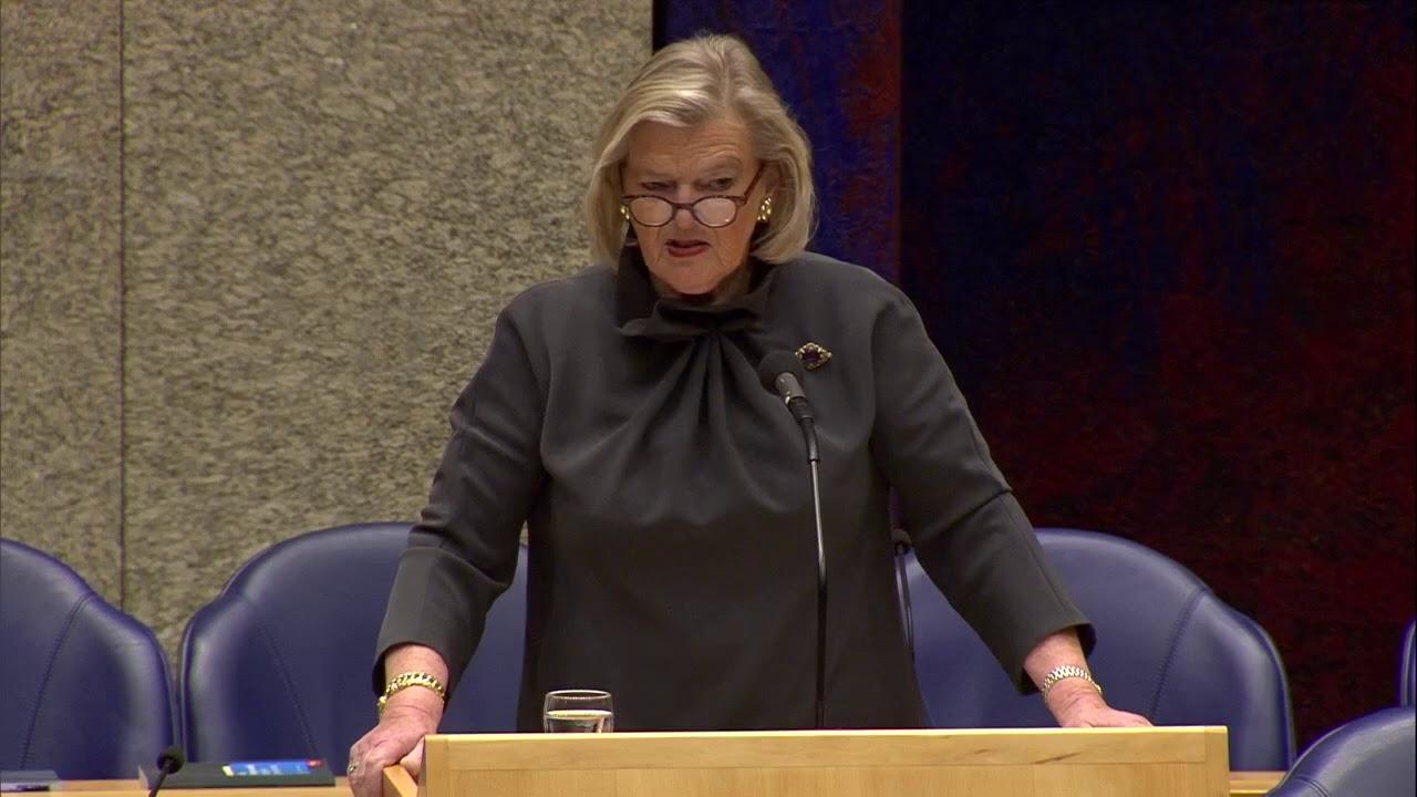 Gidi Markuszower (PVV) sloopt Justitie vanwege pedofiele Hoofdofficier van Justitie Vincent Leenders
