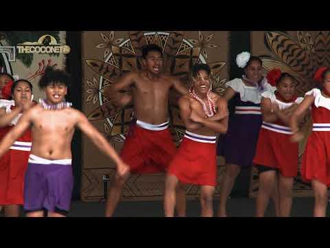 Polyfest 2018 - Niue Stage: Tamaki College FULL Performance
