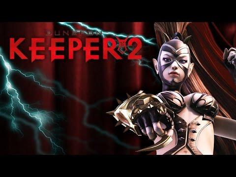 JUGANDO Dungeon Keeper 2 - INCREIBLE CONQUISTA DE LA MAZMORRA