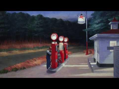 Edward Hopper in 60 seconds