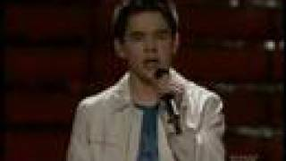 David Archuleta Imagine 5/20/08 American Idol Finale