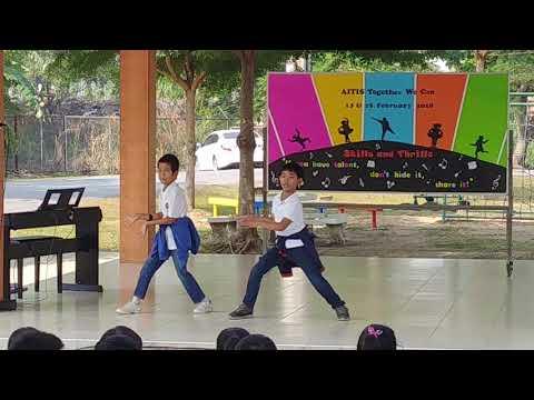 Panama Dance (AITIS Kids)