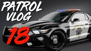I HAVE A RIDE ALONG! (Virtual Ride Along Ep 18)