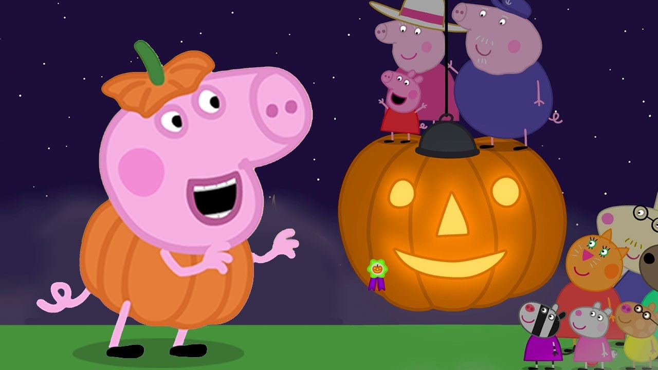 Download Peppa Pig Official Channel 🎃 Peppa Pig's Giant Pumpkin Competition