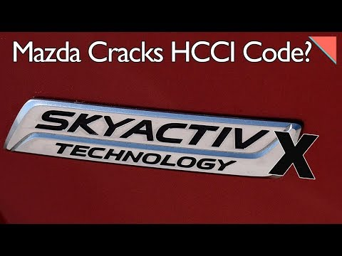 Mazda SKYACTIV-X Engine, Nissan Sell Battery Unit - Autoline Daily 2164