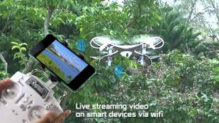 Xcelsior Drone with Camera