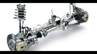 видео Подвеска автомобиля: устройство и ремонт