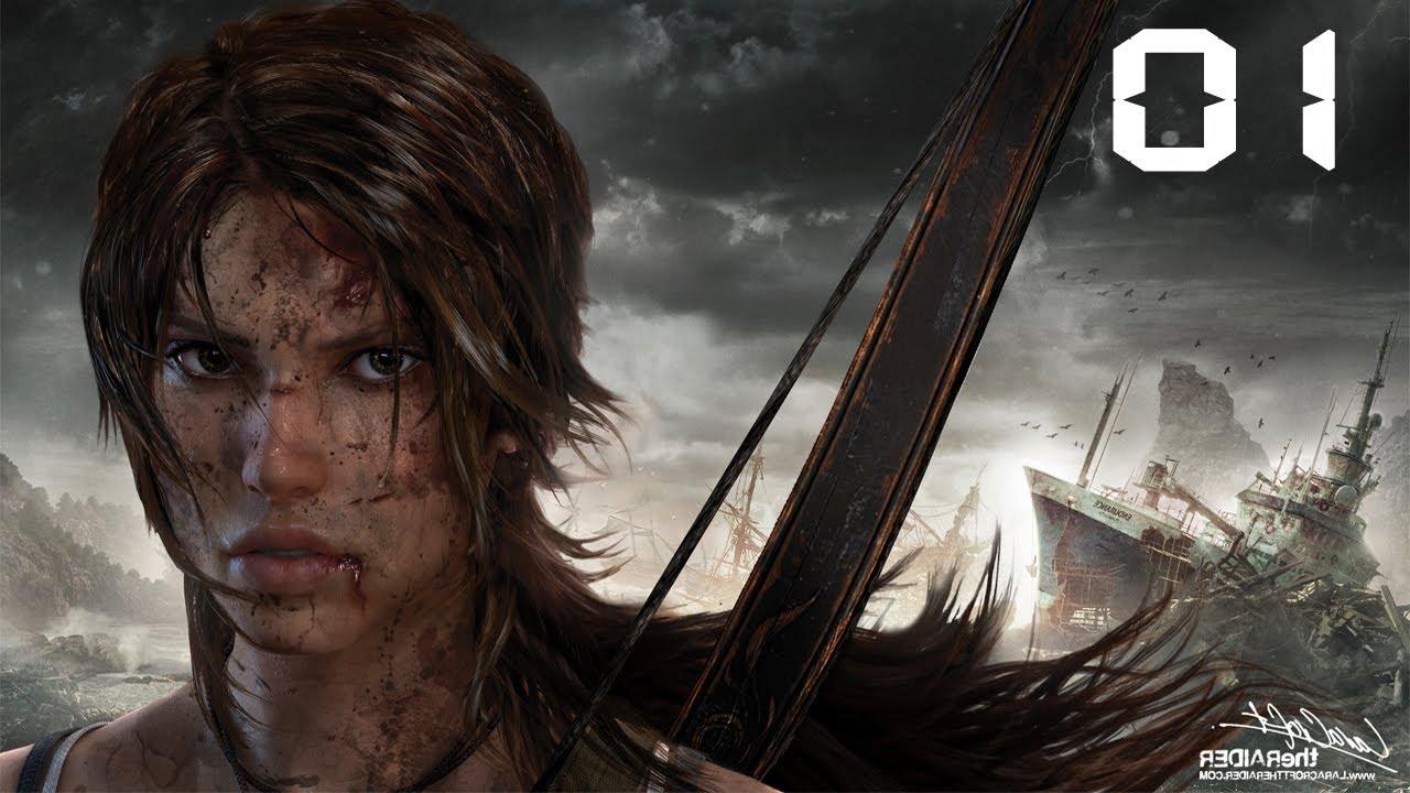 Tomb Raider Spiel