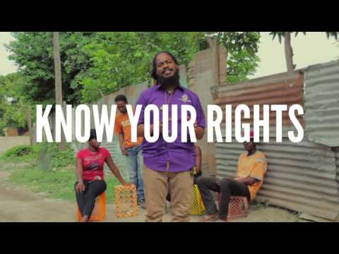 Know Your Laws & Know Your Rights