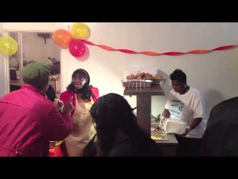 Christ Resurrection MB Church holds its 8th annual Free Thanksgiving Dinner