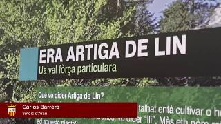 Inaugurat eth Centre d'Interpretacion dera Artiga de Lin
