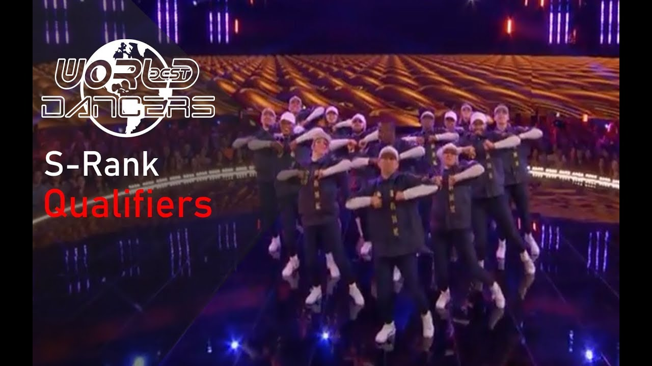 Download S-RANK - at World of Dance NBC (Qualifiers) Season 2