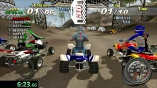 Speedrun: ATV Offroad Fury 3-Beach Tournament (Normal) [WR] [12m 40.9s]