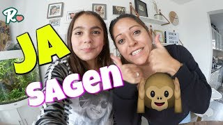 EIN TAG JA CHALLENGE - Joana gegen Rosi - Mama Vlog - Vlog#938 Rosislife