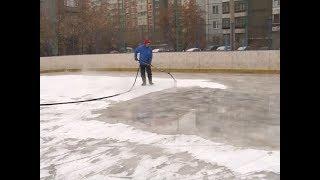 Зимний спортивный сезон: выясняем, когда зальют катки и откроются лыжные базы