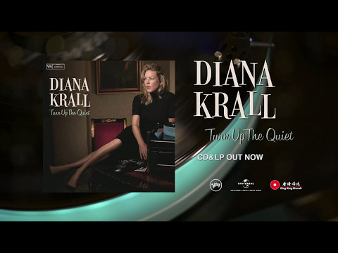 Diana Krall - 《Turn Up The Quiet》TVC