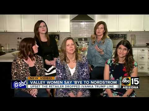 Valley moms cancel Nordstrom credit cards in response to cutting ties w/ Trumps