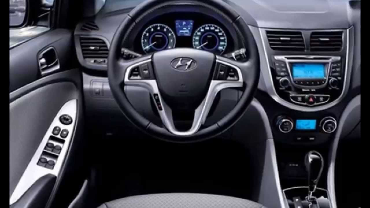 Hyundai Accent Rb Interior And Exterior Youtube