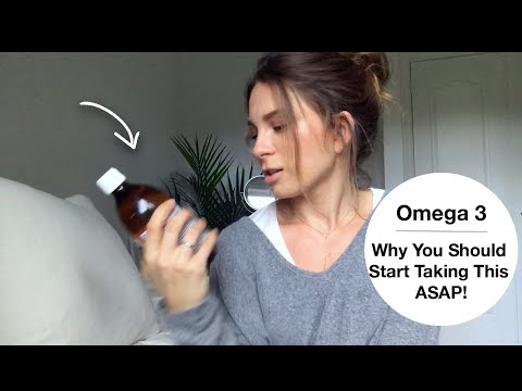 Omega 3 | Why You Need To Start Taking This Supplement ASAP!