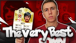 SPECIAL THE VERY BEST #19   FIFA 16 ULTIMATE TEAM