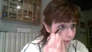 Funky make-up look Thumbnail