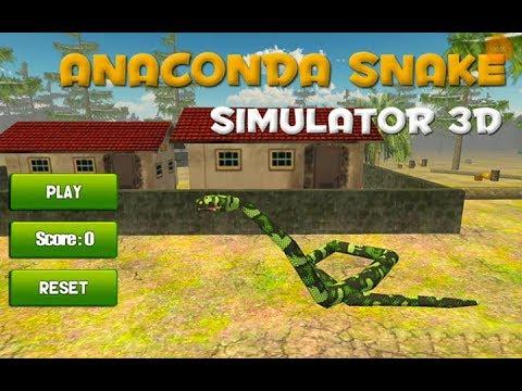 Anaconda Snake Simulator for 32-bit Pc - free download