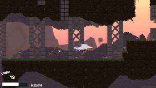 Dustforce Gameplay #1 Steamwithlisa 720p HD