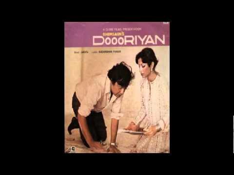 Zindagi Mein Jab Tumhare Gham Nahin - Dooriyan (1979)
