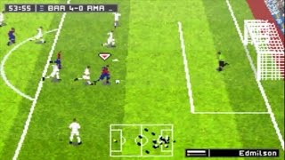 FIFA 07 (Gameboy Advance Gameplay)