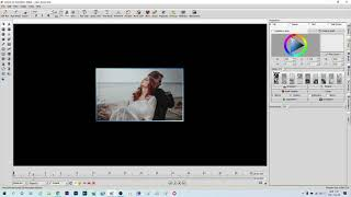 Aurora 3D 이미지 이동 영상 제작 과정