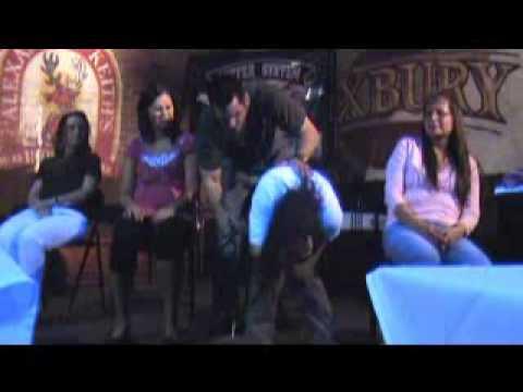 Adult hypnotist video clips
