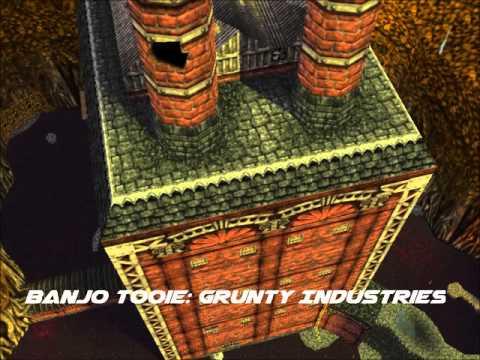 Grunty Industries Orchestral remix