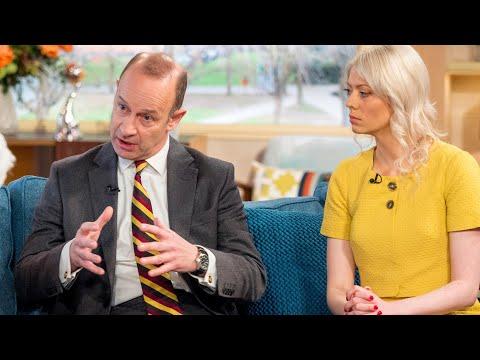 Ex-Ukip leader Henry Bolton defends girlfriend