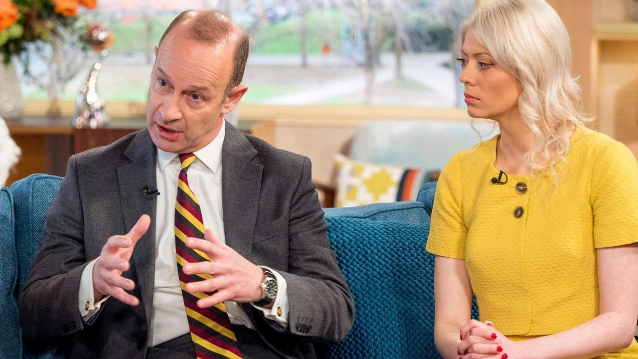 Ex-Ukip leader Henry Bolton defends girlfriend's offensive comments