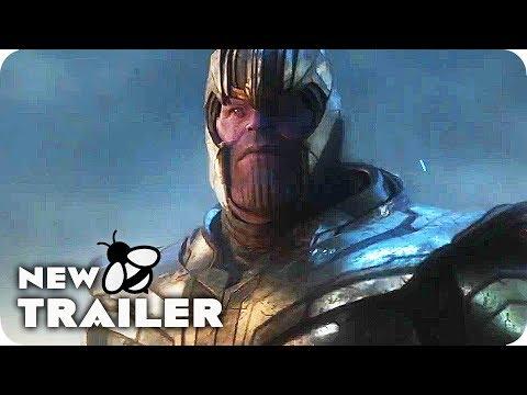 AVENGERS 4: ENDGAME Trailer 3 (2019) Infinity War 2