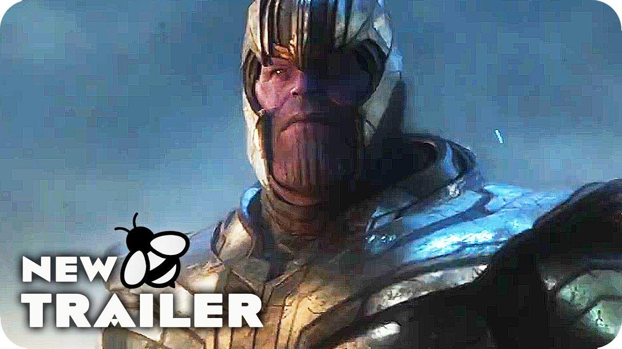 Download AVENGERS 4: ENDGAME Trailer 3 (2019) Infinity War 2