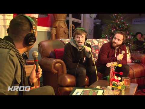 Almost Acoustic Christmas 2011 Interview - Death Cab For Cutie