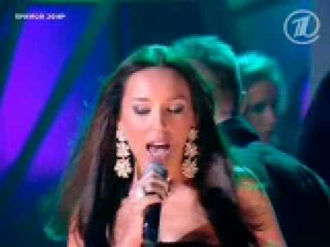 Eurovision 2009 Russian national final - Alsou ( Solo). Алсу - Соло